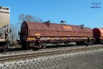 Indiana steel roling on 287l