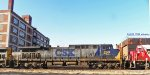 CSX 260 holds the 5th slot of 6 with #208 trailing