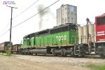 SOO 6042 will lead the 280 south to B'ville