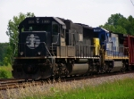 IC 1000 and visitor Csx 7585