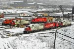 All EMD - not a toaster to be seen