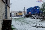 Both the UPY and Progressive Rail mtors sleep thru the BF flakes Saturday