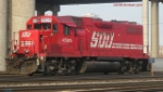 SOO 4509 - sporting mismatched number boards
