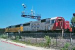 SOO 6026 is #2 on Saturday's #808 coal loads