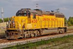 Gp40-2 needs to visit the diesel clinic for its quarterly