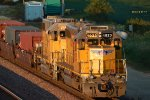 Pulling an intermodal from CP Y078 @ Global 3