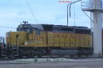 One of the few Sd40-2s that visit