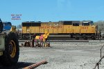 Barr Yard with CSX 2 and 5209