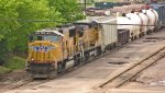 UP 4030 and 9452 head mBUIT-07 which should be on its way to Superior
