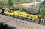Former CNW 8818 still shuttling coal from Wyoming to the Great Lakes
