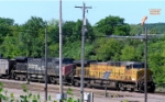 Sheboygan coal has an unpatched SP AC4400 in the #2 slot