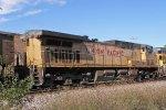 Sheboygan coal's 2nd head, trailing UP 8186