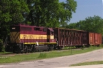 WC 3021 on Waukesha-based local L504