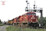 CP 8867 leads 280 out Wash 4