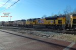 #6 and 7 of an 8-head UP power move to Gibson by the IHB 1521 7 slug