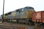 CSX 8743 Spirit of Filth