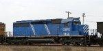CEFX 3160 is on CSX train E555