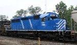 CEFX 3186 arrives on train 52V