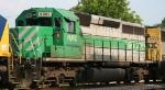 FURX 3001 is power on a grain train
