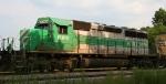 FURX 3006 was power for a grain train