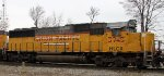 HLCX 5945 pulls on NS train 84J