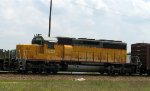 HLCX 6230 heads into the yard