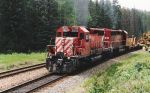 CP SD 40-2s 5692 and 5599