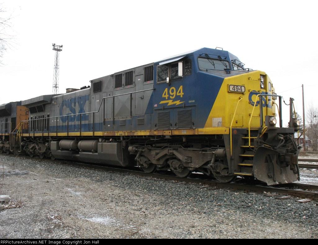 CSX 494