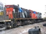 LSRC 698 & 3575