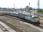 Z126 now looks like a passenger train