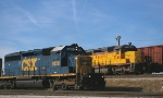 SD40-2s on Parade