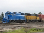 GLC 385 and TSBY 394