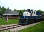 MMRR 24 passing the old GTW depot