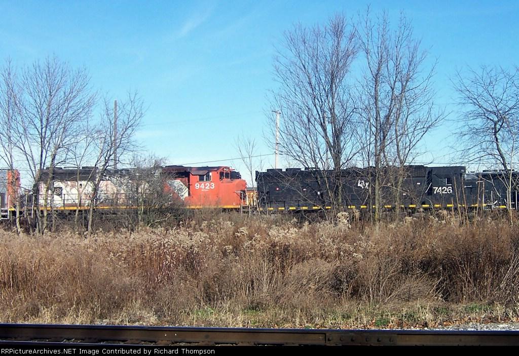 CN 9423 & LTEX 7426