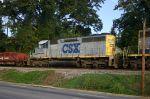 CSX 8320 is ex-L&N