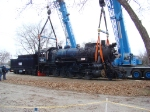 ATSF 940 2-10-2 test lift