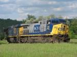 CSX 252 on N264