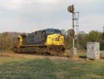 CSX 542 on T200