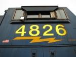 CSX 4826