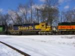 BNSF 6883 ex Santa Fe