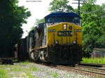 CSX 400 leading Q542 Northbound