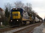 CSX 7610 on Q540 Northbound