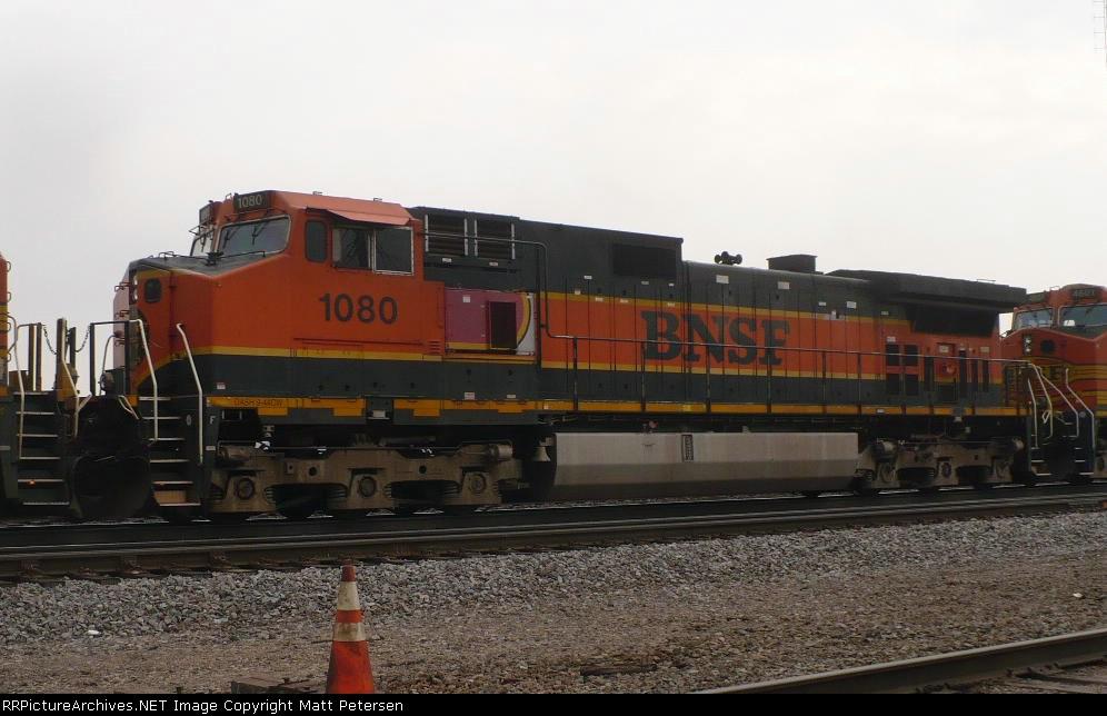 BNSF 1080