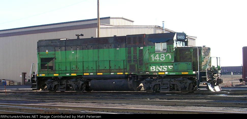 BNSF 1480