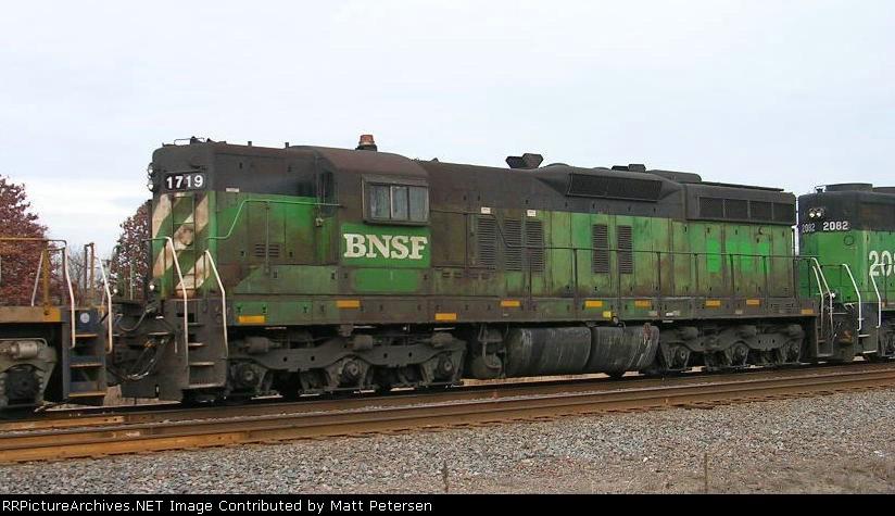 BNSF 1719