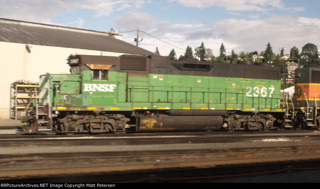 BNSF 2367