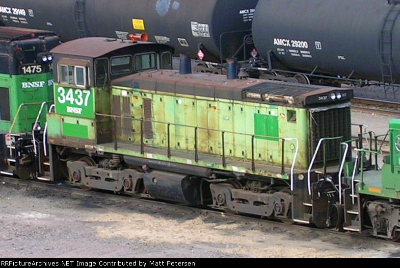 BNSF 3437