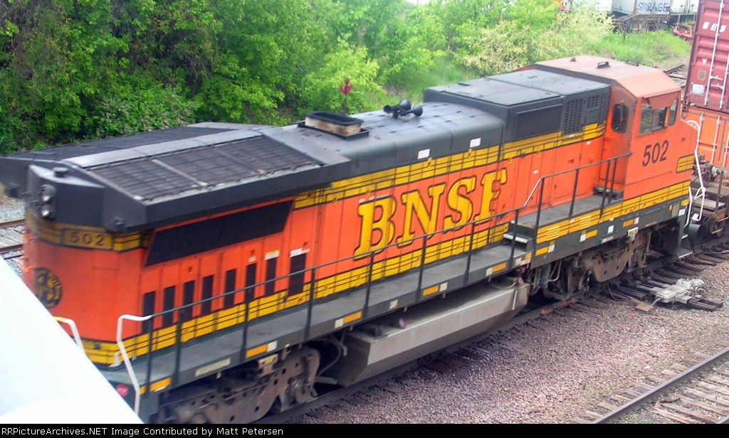 BNSF 502