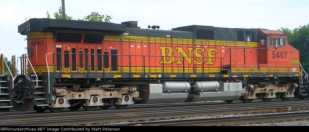 BNSF 5467