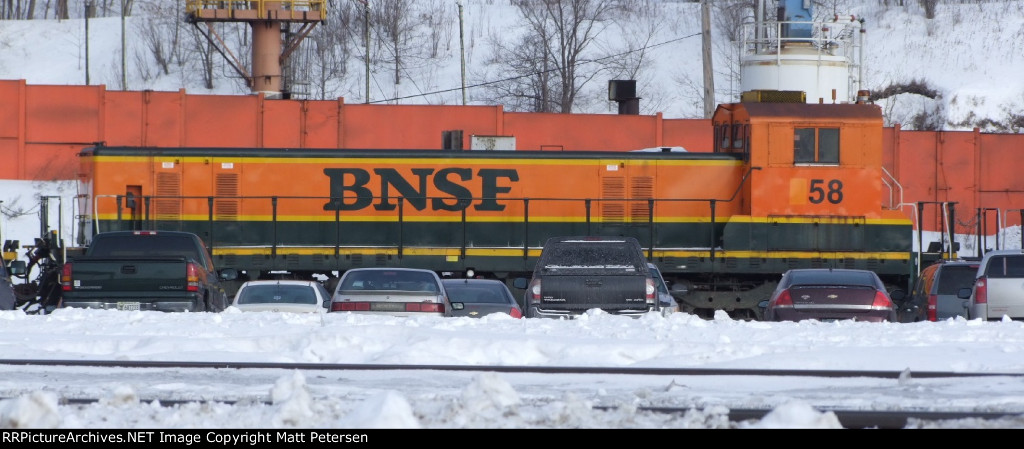 BNSF 58